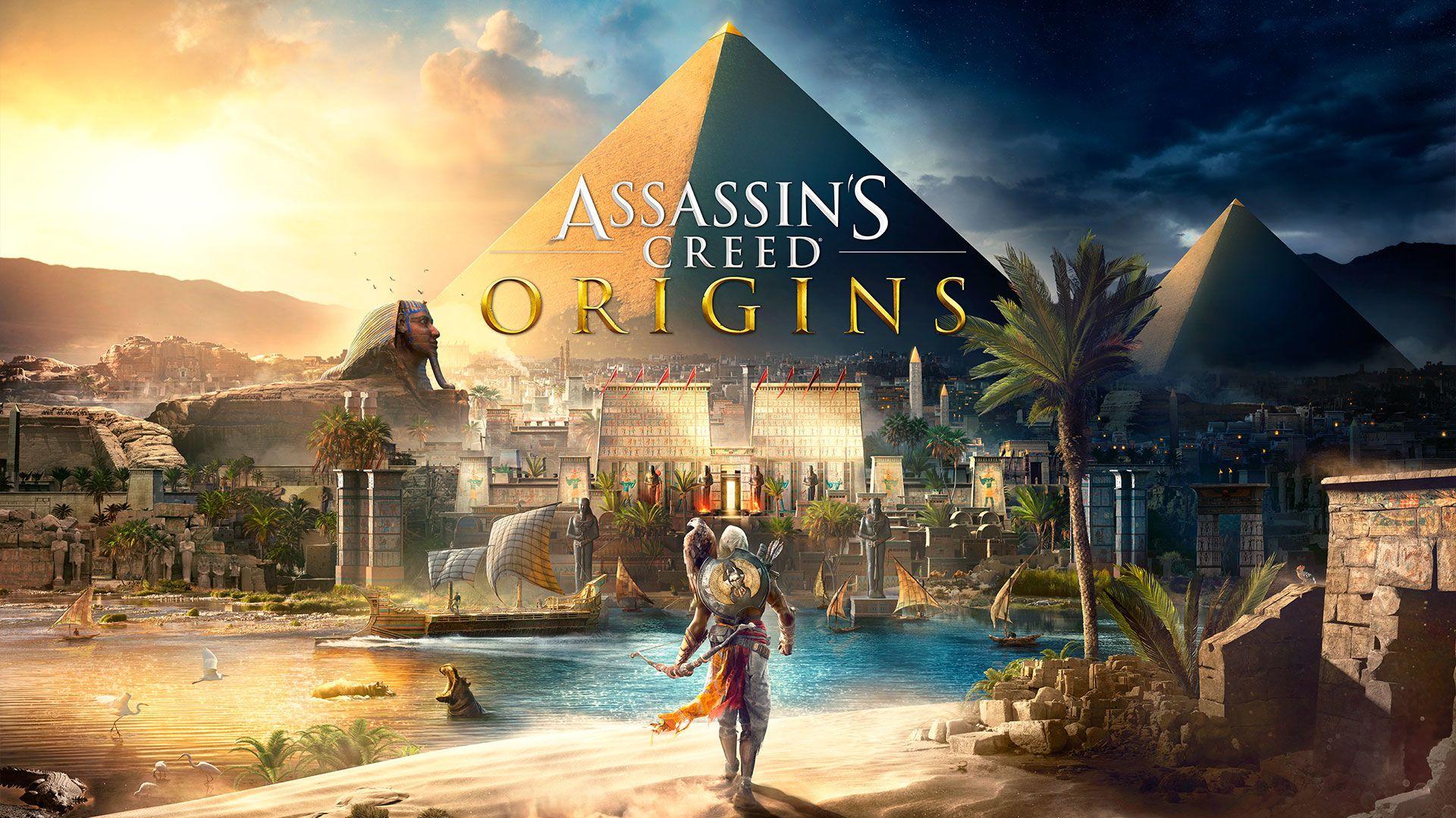 Assassin\'s Creed Origins im Test - PS4source