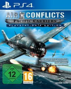 Air Conflicts Cover