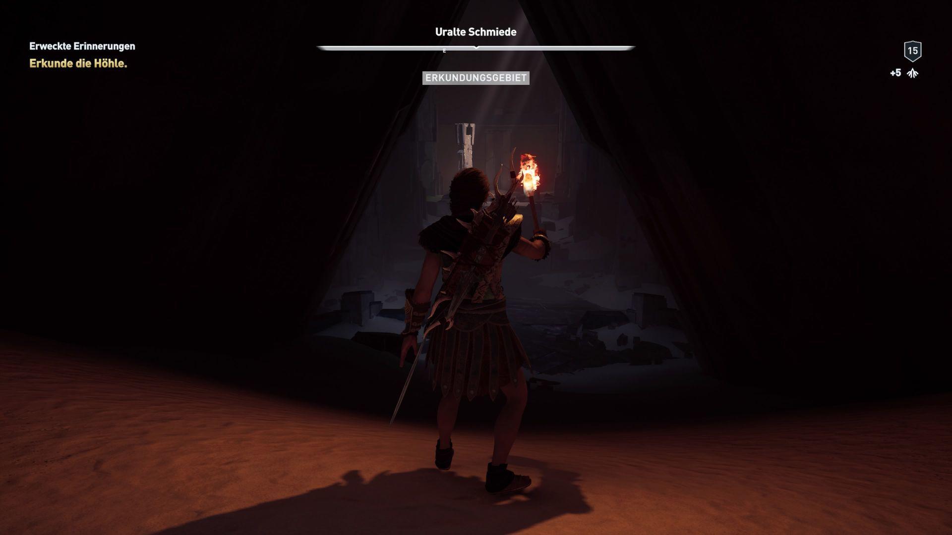 Odyssey tiefen der schmiede Ac