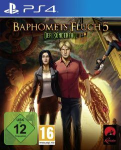 Baphomets Fluch Cover