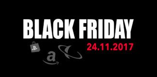 Black Friday 2017 bei Amazon, PS Store und Saturn