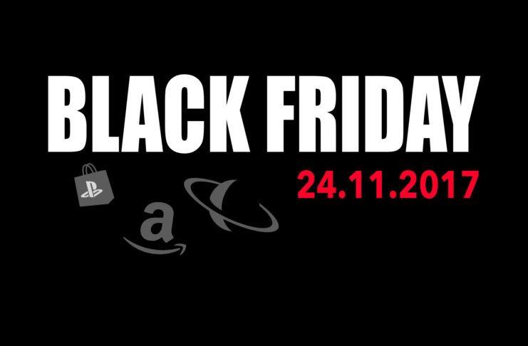 Black Friday 2017 bei Amazon, PS Store und Saturn