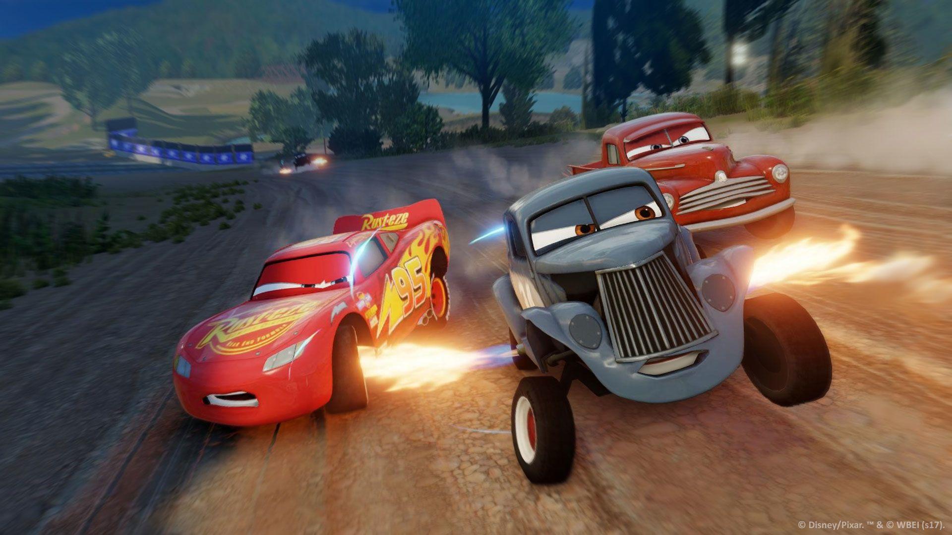 لعبة cars 3 driven to win ps3