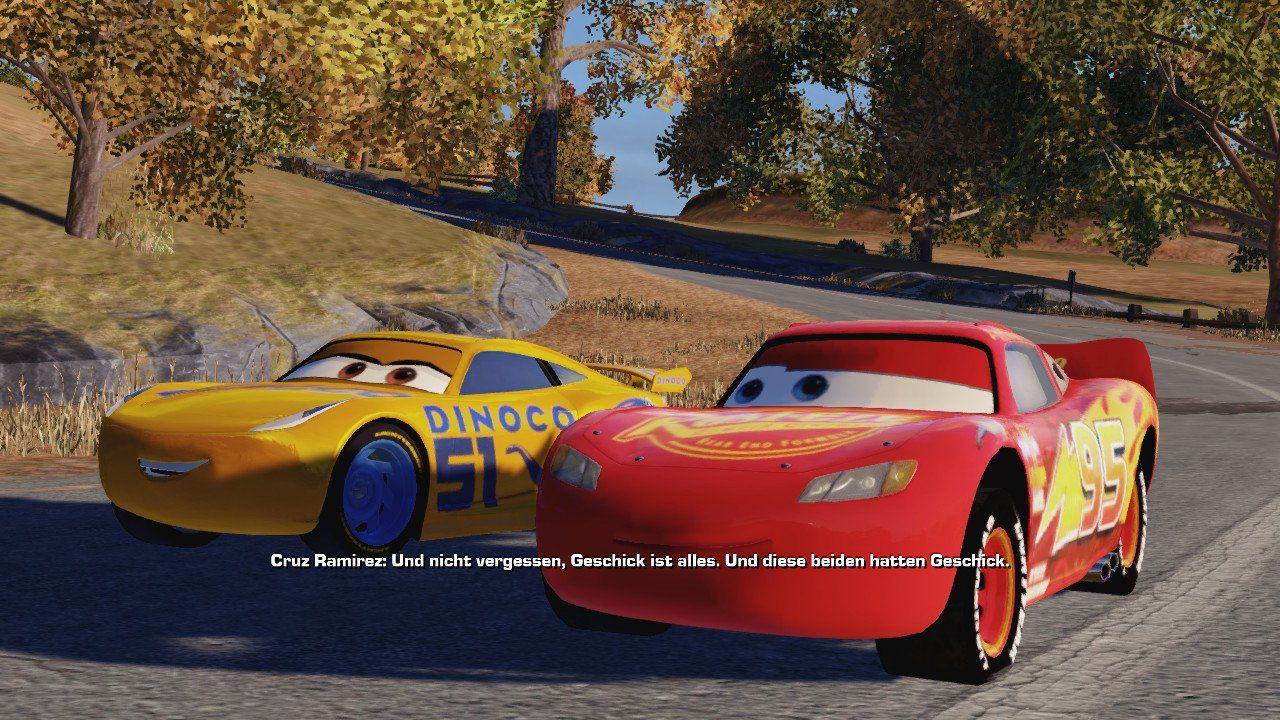 cars 3 driven to win f r nintendo switch im test ps4source. Black Bedroom Furniture Sets. Home Design Ideas