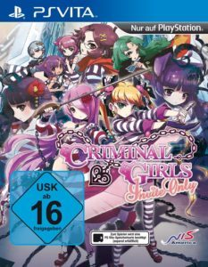 Criminal Girls Cover