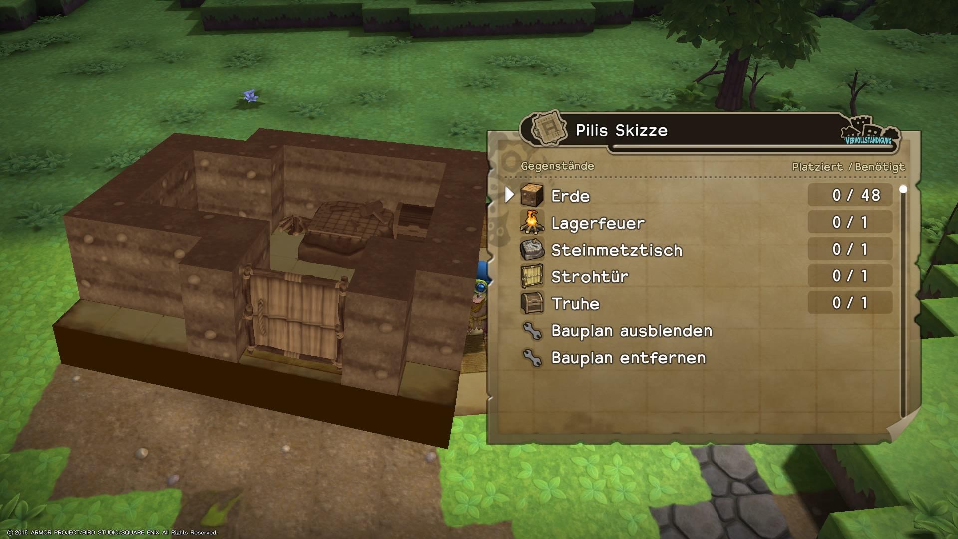 Dragon Quest Builders Ps Test