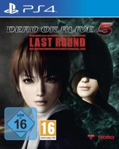 Dead or Alive 5 Cover