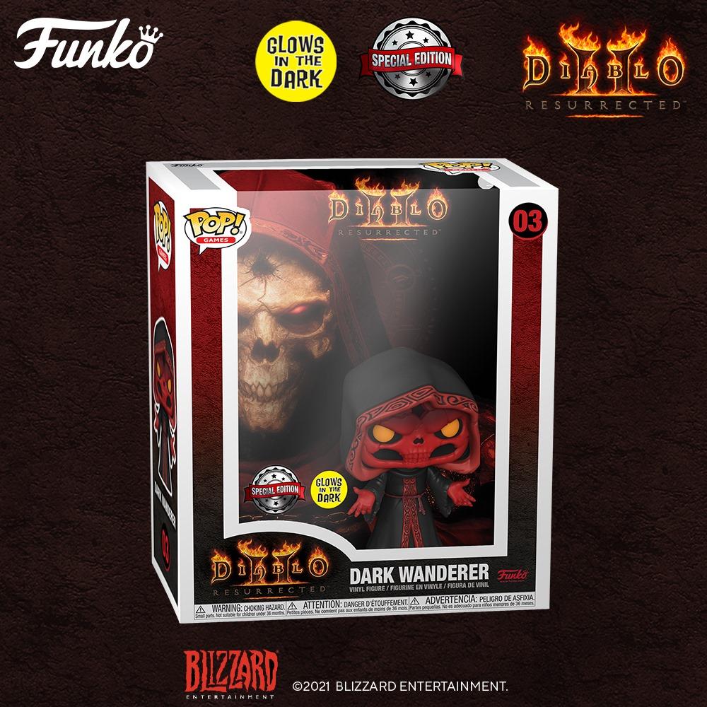 Pop! Game Cover zu Diablo 2 Resurrected angekündigt - PS4source