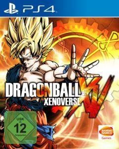 Dragonball Xenoverse Cover