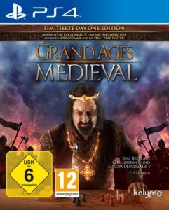 Grand Ages Cover