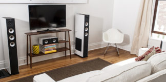 Jamo S 628 HCS Front Speakers