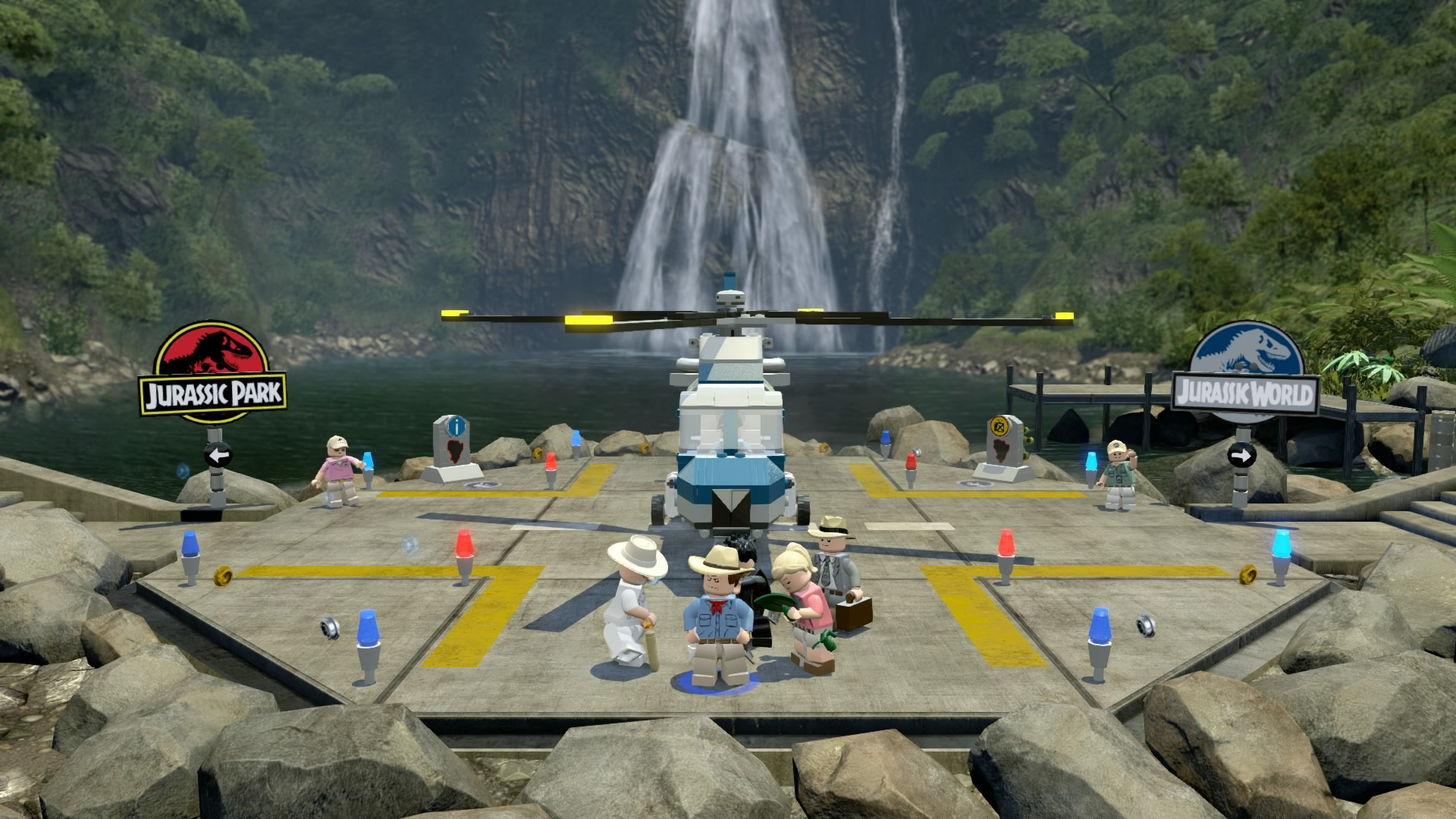 Lego Jurassic World Im Test Ps4source Ps4 20150612182527