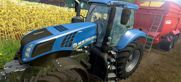Landwirtschaftssumulator