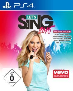 Lets Sing 2016 Cover