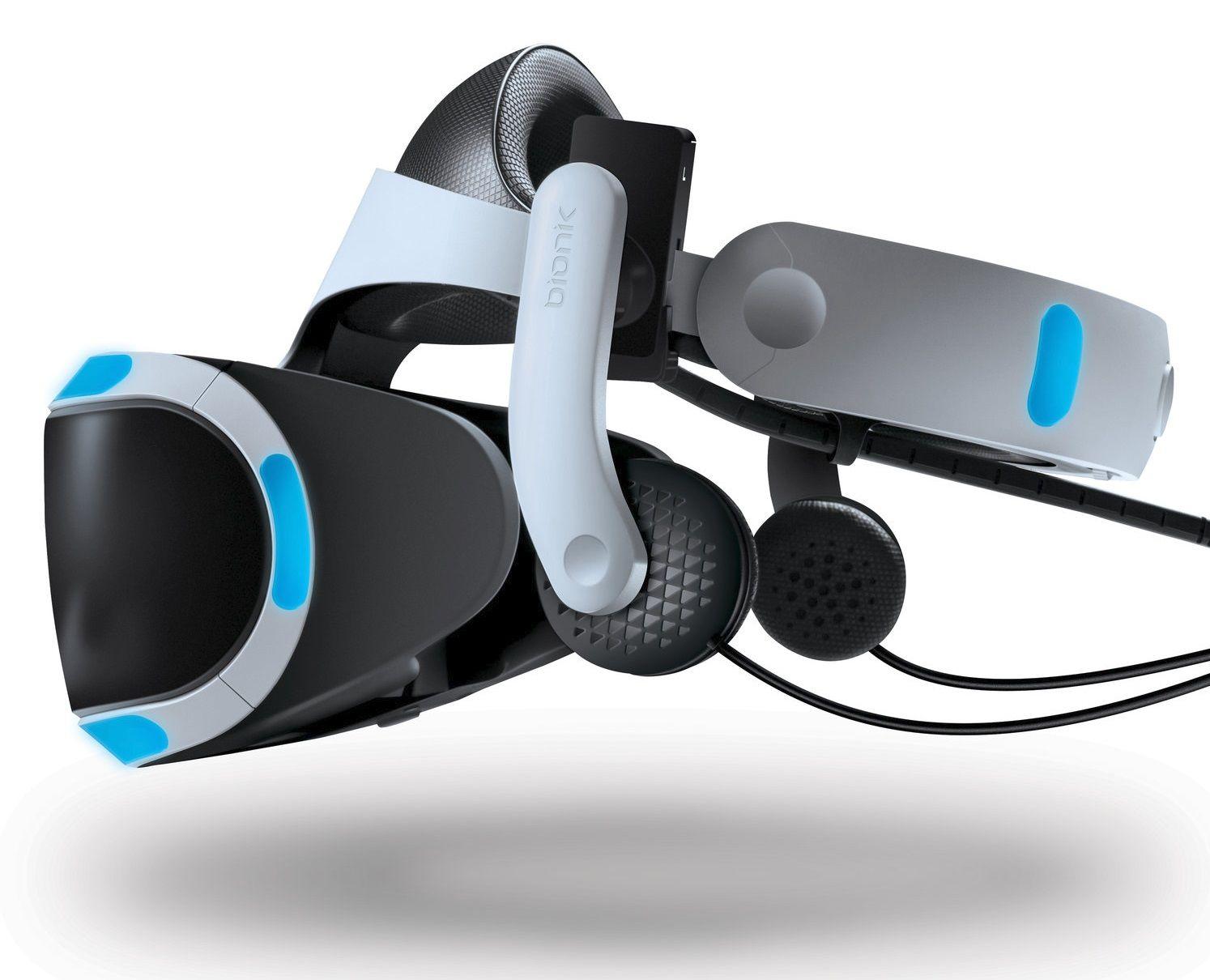 Sony Vr Brille 2 : Die zukunft von virtual reality auf der ps playstation vr