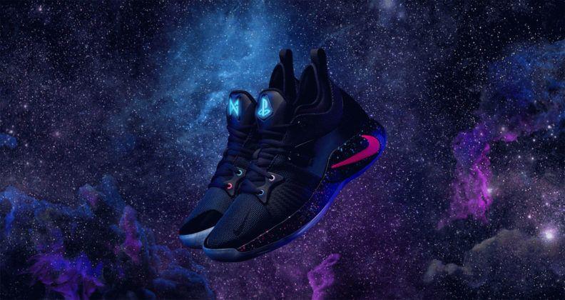 Nike PG2 PlayStation Schuhe