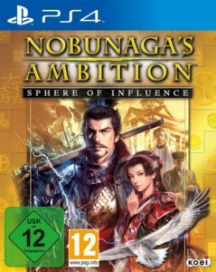 Nobungas Ambition Cover
