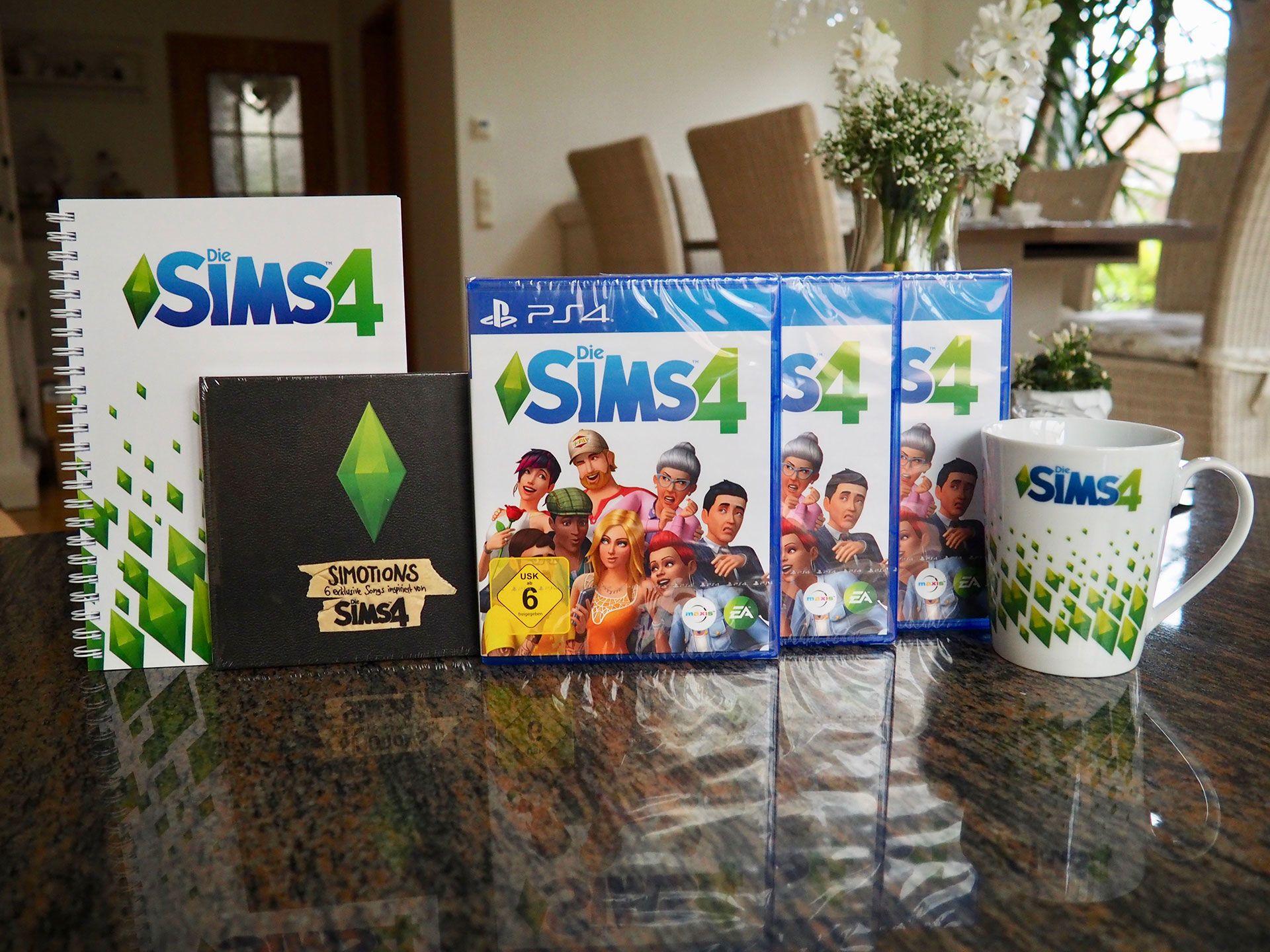 Die Sims 4 Merchandising