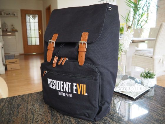 Resident Evil VII Rucksack