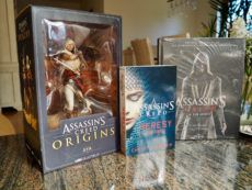 Assassins Creed Merchandising