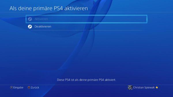 PS4 Account Sharing - So teilt ihr eure Spiele mit