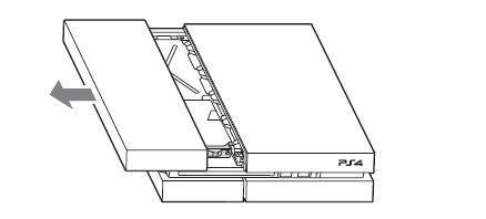 PS4 Festplatte HDD Wechseln 1