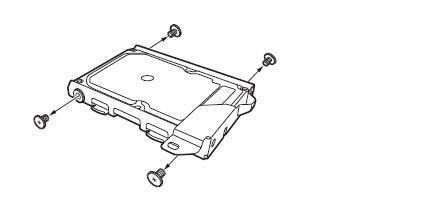 PS4 Festplatte HDD Wechseln 3