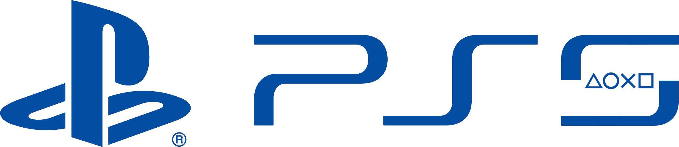 PS5 Logo Konzept