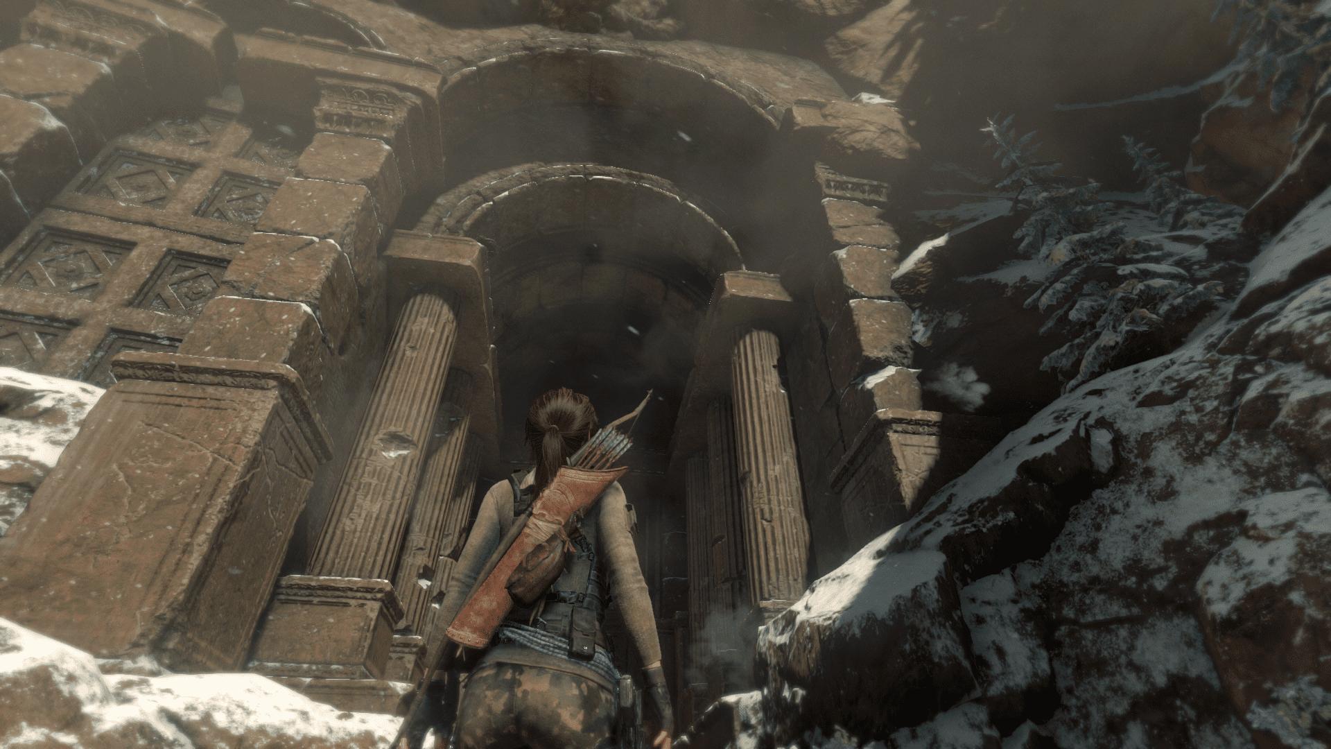 rise of the tomb raider spieldauer