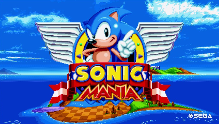 Sonic Mania Plus Wallpaper