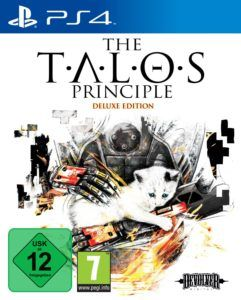 Talos Principle Cover