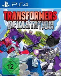 Transformers Cover