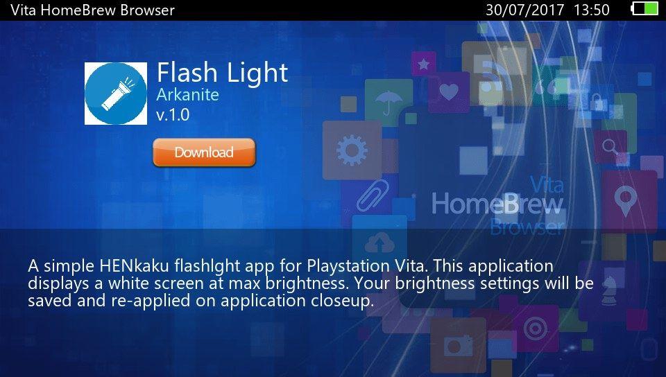 HENkaku Ensō - Permanenter PS Vita Hack ab sofort verfügbar