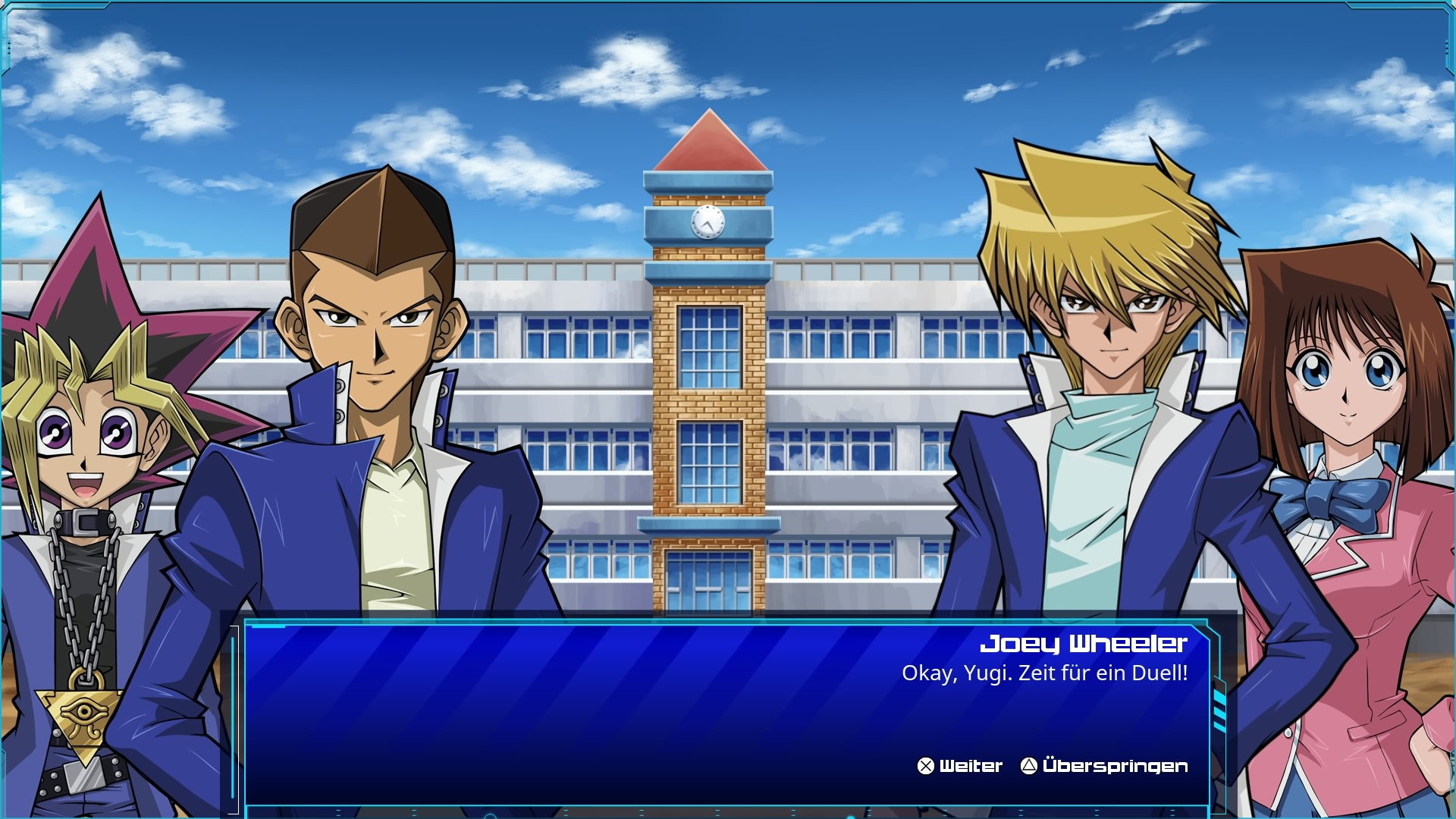 Yu-Gi-Oh! Legacy of the Duelist im Test - PS4source