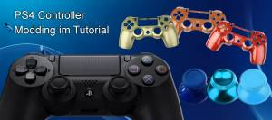 PS4 Controller Modding im Tutorial