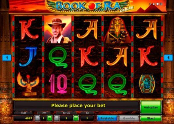 Book Of Ra Gewinne Im Online Casino