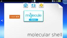 molecularShell-VitaShell