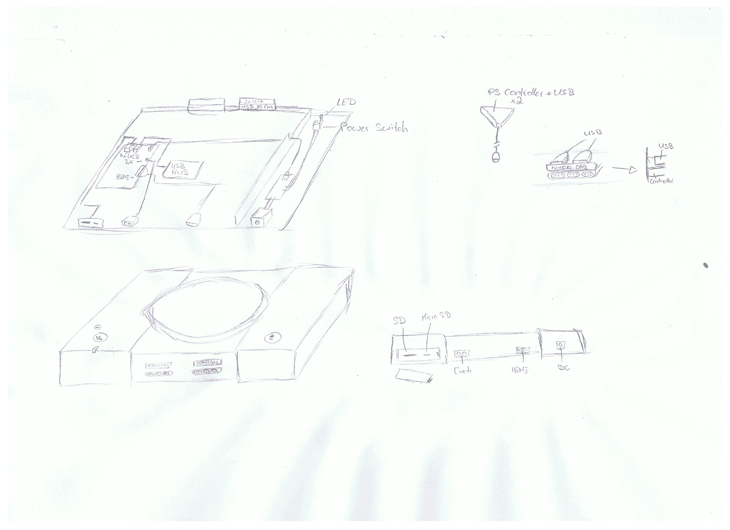PS4source Forum - Raspberry Pi in ein PlayStation Gehäuse bauen