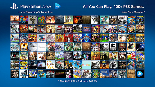 All New Games On Ps3 : Sony enthüllt us abo pläne für playstation now ps source